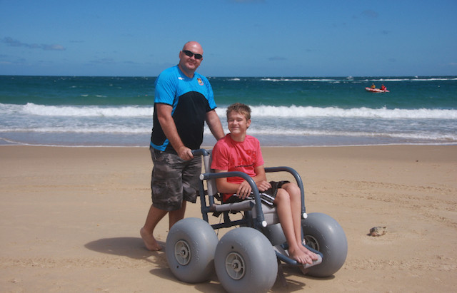 Beach Wheelchairs in Manzanita and the Oregon Coast