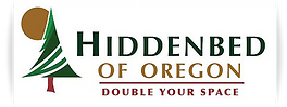 Hiddenbed of Oregon - Double Your Space - Desk beds