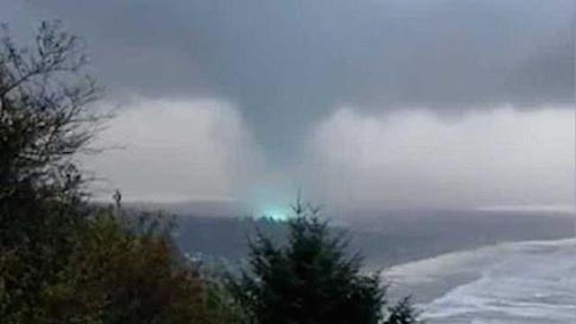 Tornado Manzanita Oregon