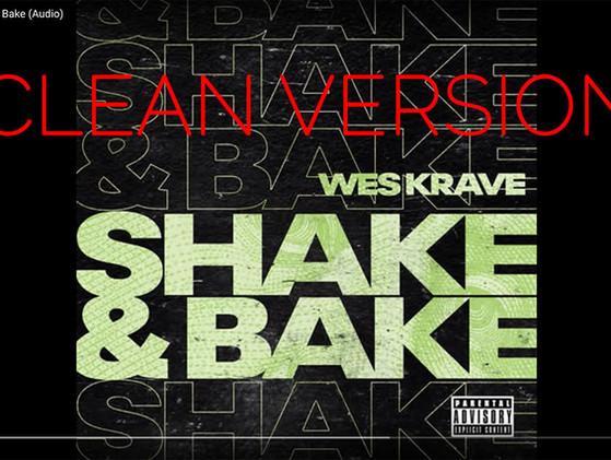 Wes Krave Shake &b Bake