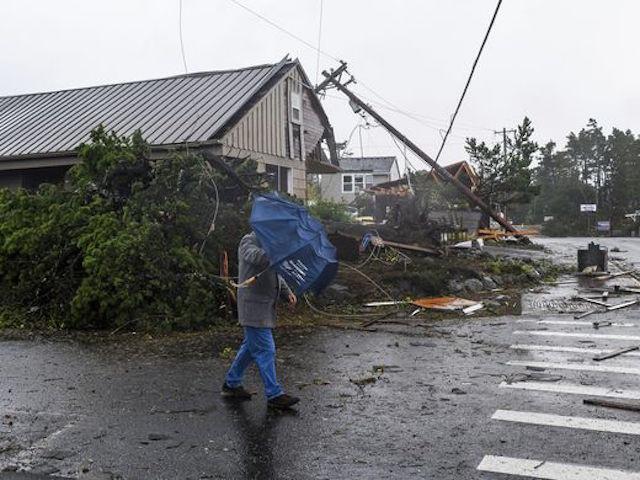 Manzanita Tornado damage 02