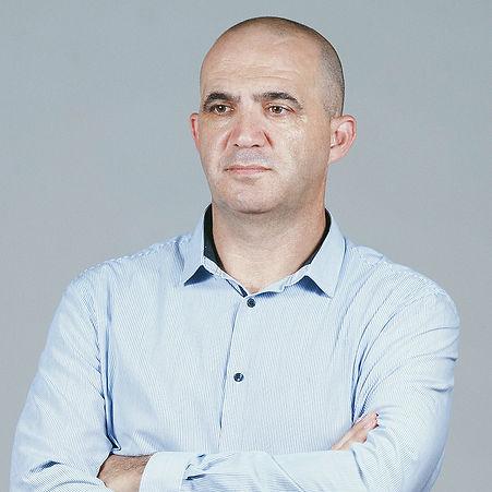 OTB Intelligence Expert Eyal P Senior Consultant