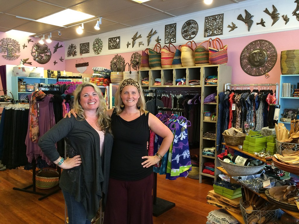 Moxie Fair Trade, Manzanita Oregon
