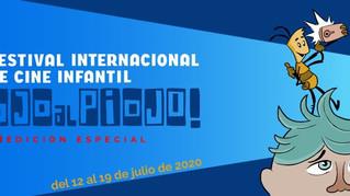 "Festival Internacional de Cine Infantil ""Ojo al Piojo"""