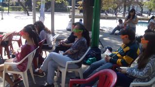 Cine para la inclusión en Plaza Urquiza