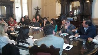 Se reunió el Consejo Provincial de la Niñez para avanzar en políticas integradas