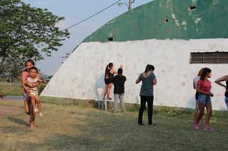 Chicos y chicas de Las Talitas construyen su participación protagónica