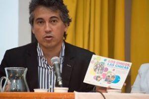 """Federico Dada: """"Las políticas públicas tienen que formularse desde la voz de los niños y niñas"""""""