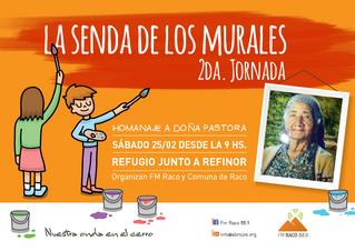 La 2º Jornada Senda de los Murales celebra el Día Internacional de la Mujer
