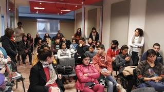 Estudiantes universitarios tucumanos conocieron los Centros de Desarrollo Infantil