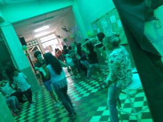 Estudio y organización estudiantil van de la mano en la escuela Zavaleta