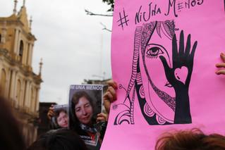 Tucumán marchó contra los femicidios