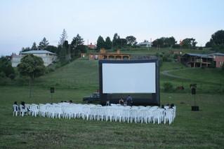 El cine también transforma paisajes