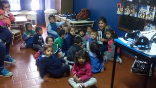 FANN, creación y producción por los derechos de los niños