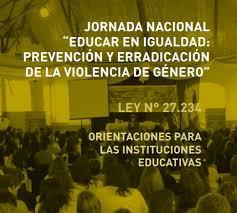 Educación Sexual Integral para prevenir la violencia de género