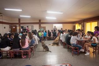 Chicos de Centros de Actividades Juveniles disfrutaron una convivencia el fin de semana