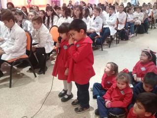 Ema Wolf conversó con chicos y chicas tucumanas sobre literatura infantil