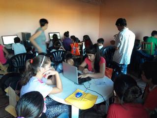 Comenzaron los talleres para niños y niñas en FM Ashpaypa Callun