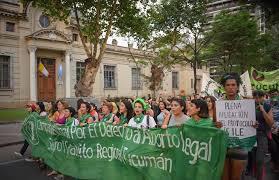En Tucumán se frenó el proyecto para prohibir el aborto en casos de violación