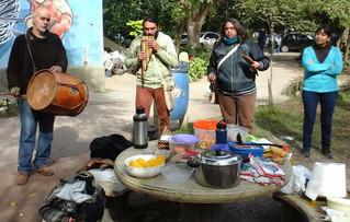 En la UNT organizaron una Minka para buscar el bien de la comunidad
