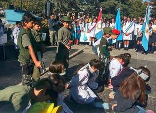 Estudiantes cordobeses atacados por reivindicar la memoria