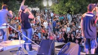Calle sin nombre, una banda tucumana que rapea y te canta la justa