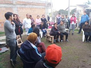 Jóvenes de barrios tucumanos reflexionaron sobre su realidad