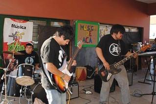 """Los jóvenes asumen la posta musical a través de """"Música de Acá"""""""