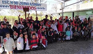 En Alpachiri hubo equipo que sumó voces contra el Trabajo Infantil