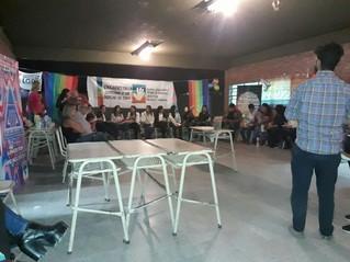 En Tucumán se realizó un taller para pensar la niñez trans y desafiar los prejuicios
