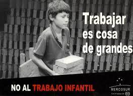 ¿Sabías que el trabajo infantil afecta al 15,5% de los niños, niñas y adolescentes del país?