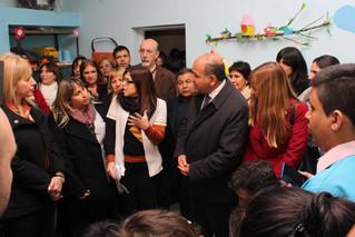 """""""En el CDI se construye una convivencia basada en la solidaridad, el protagonismo y el sentido de co"""