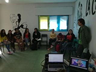 Un taller de comunicación popular reunió a jóvenes militantes en Tucumán