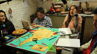 """""""La Mesa de la Cocina"""" producción audiovisual de jóvenes de América del Sur"""