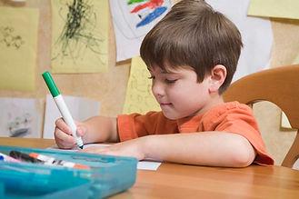 Boy coloriage