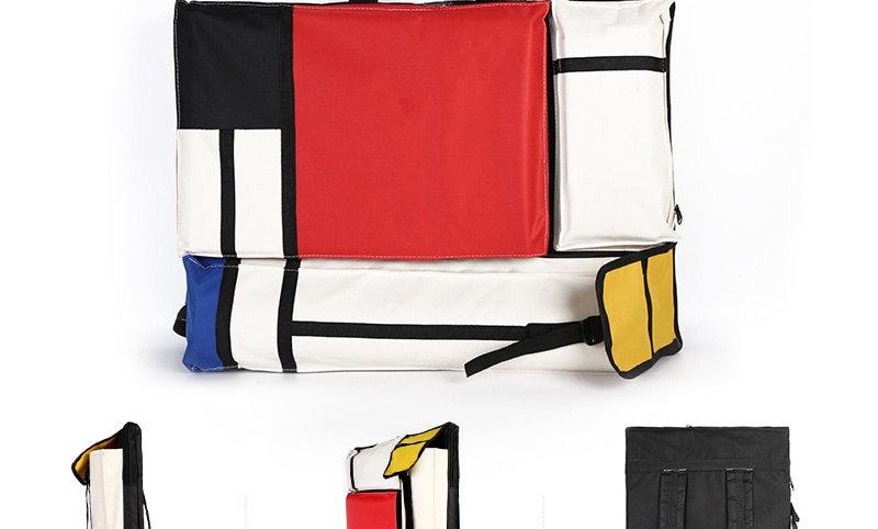 Piet Mondrian Art Bag