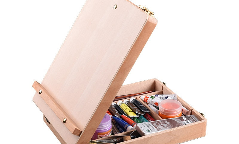 Wooden Easel for Painting  & Drawing