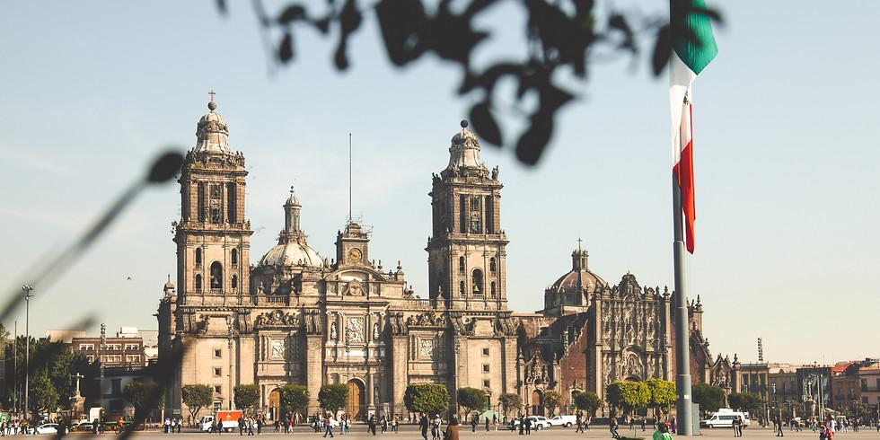 AIP Mexico, Mexico City