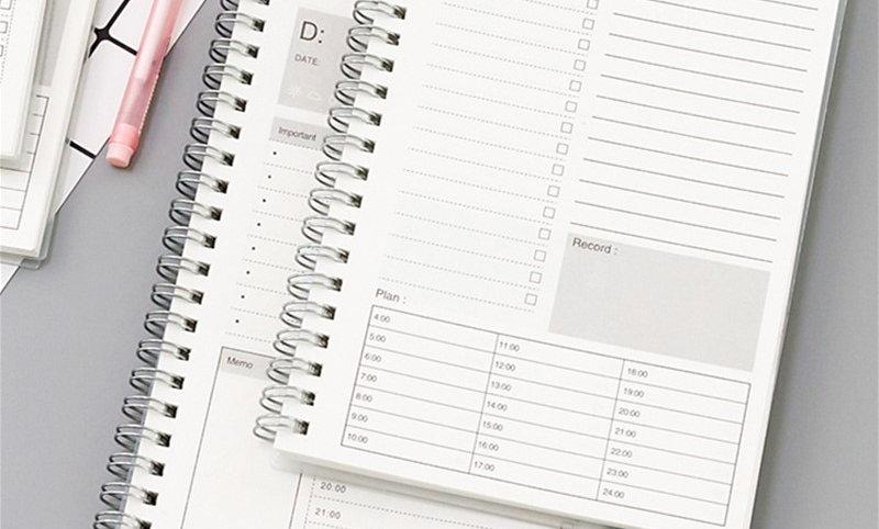 2021 Art / Design / Project Agenda and Planner