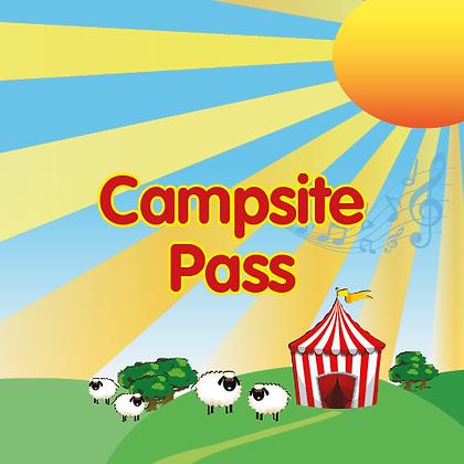 Campsite Pass (per tent/camper)
