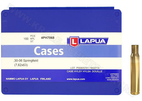 .30-06 Springfield Lapua Brass