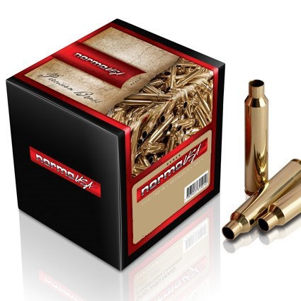 .243 Winchester Norma Brass
