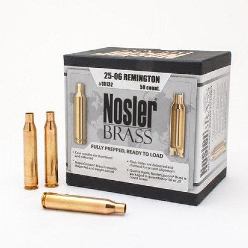 25-06 Remington Nosler Brass