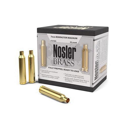 7mm Remington Mag Nosler Brass