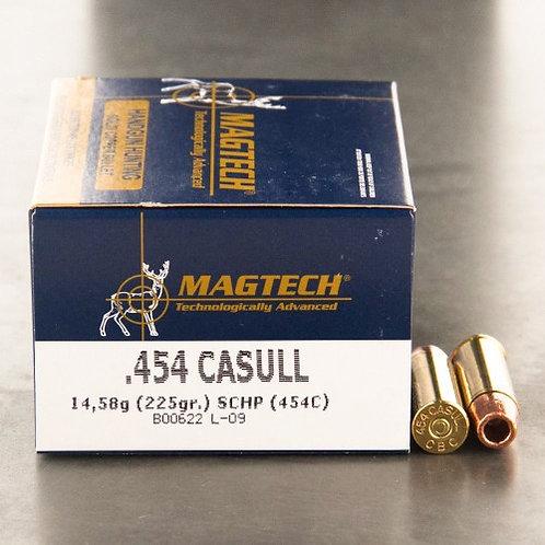 454 Casull 225gr SCHP