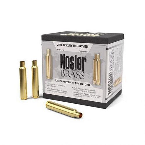 280 Ackley Improved Nosler Brass