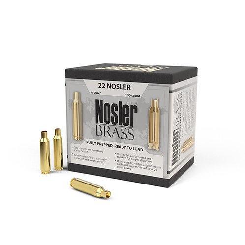 22 Nosler Nosler Brass