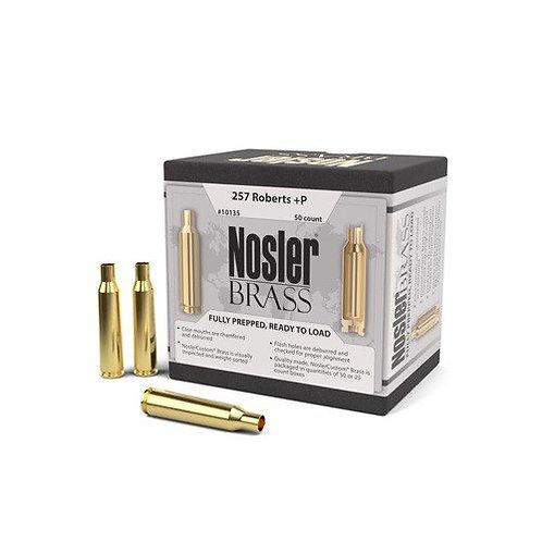 257 Roberts + P Nosler Brass