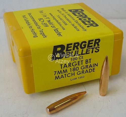 Target BT 7mm 180 Grain Match Grade
