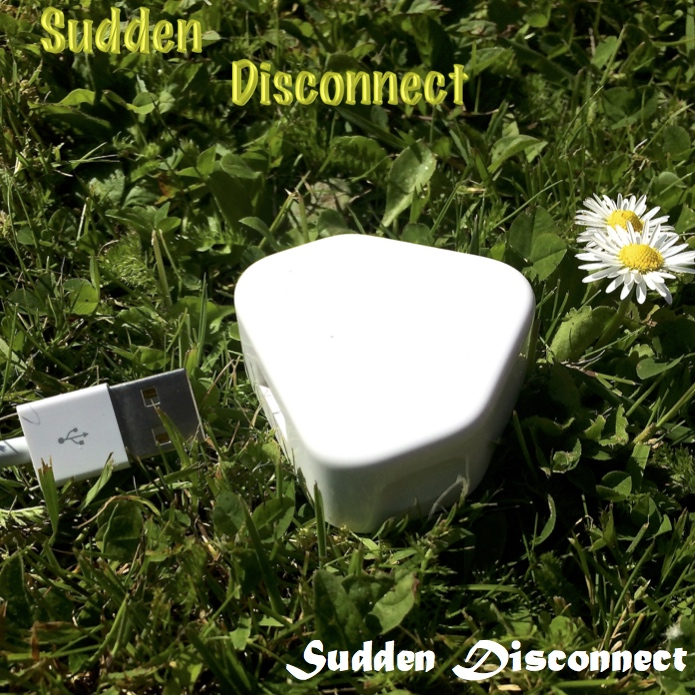 Sudden Disconnect album cover